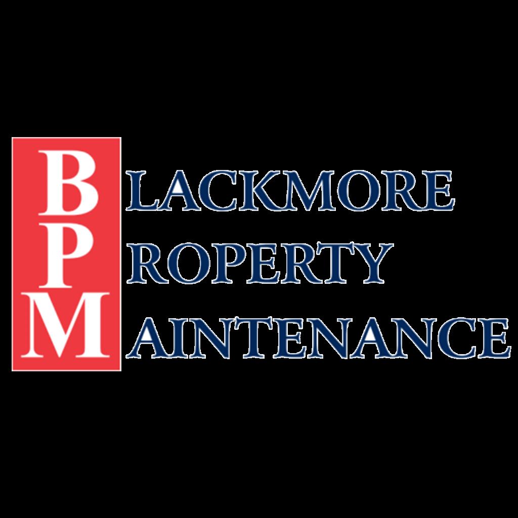 Blackmore Property Maintenance Logo
